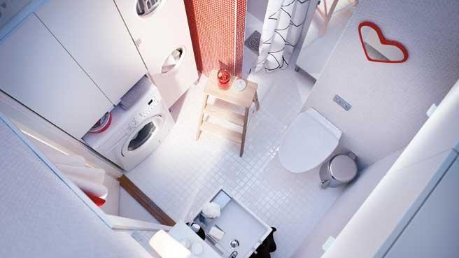 5 μικρά μπάνια για να σας εμπνεύσουν