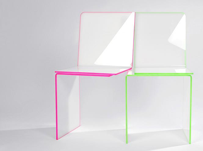 Η καρέκλα one&one του Κωνσταντίνου Παμπόρη
