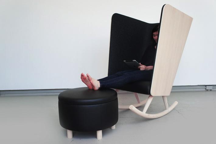 Η ιδιωτική πολυθρόνα