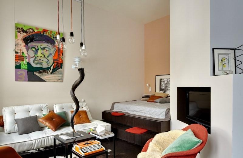 Διαμέρισμα 36τμ. με δύο κρεβατοκάμαρες