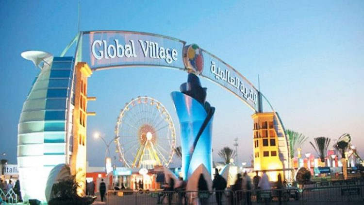 أفضل أماكن السياحة في دبي فيو دبي