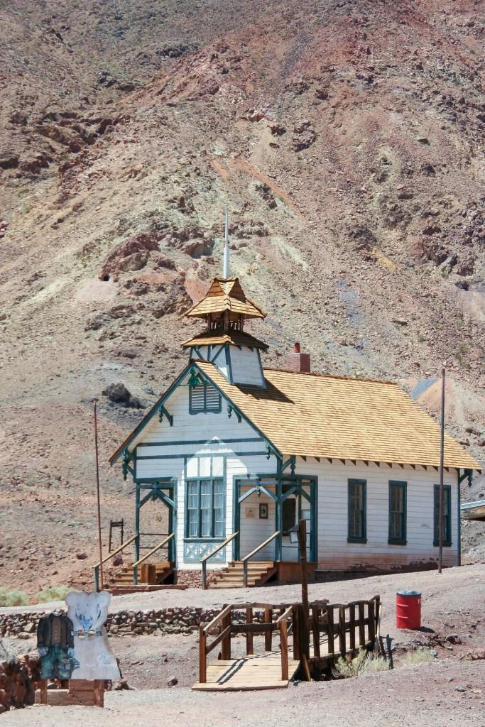 ehemalige Schule & Kirche
