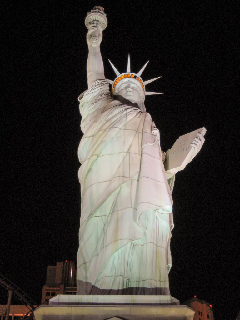 Liberty Statue - Las Vegas