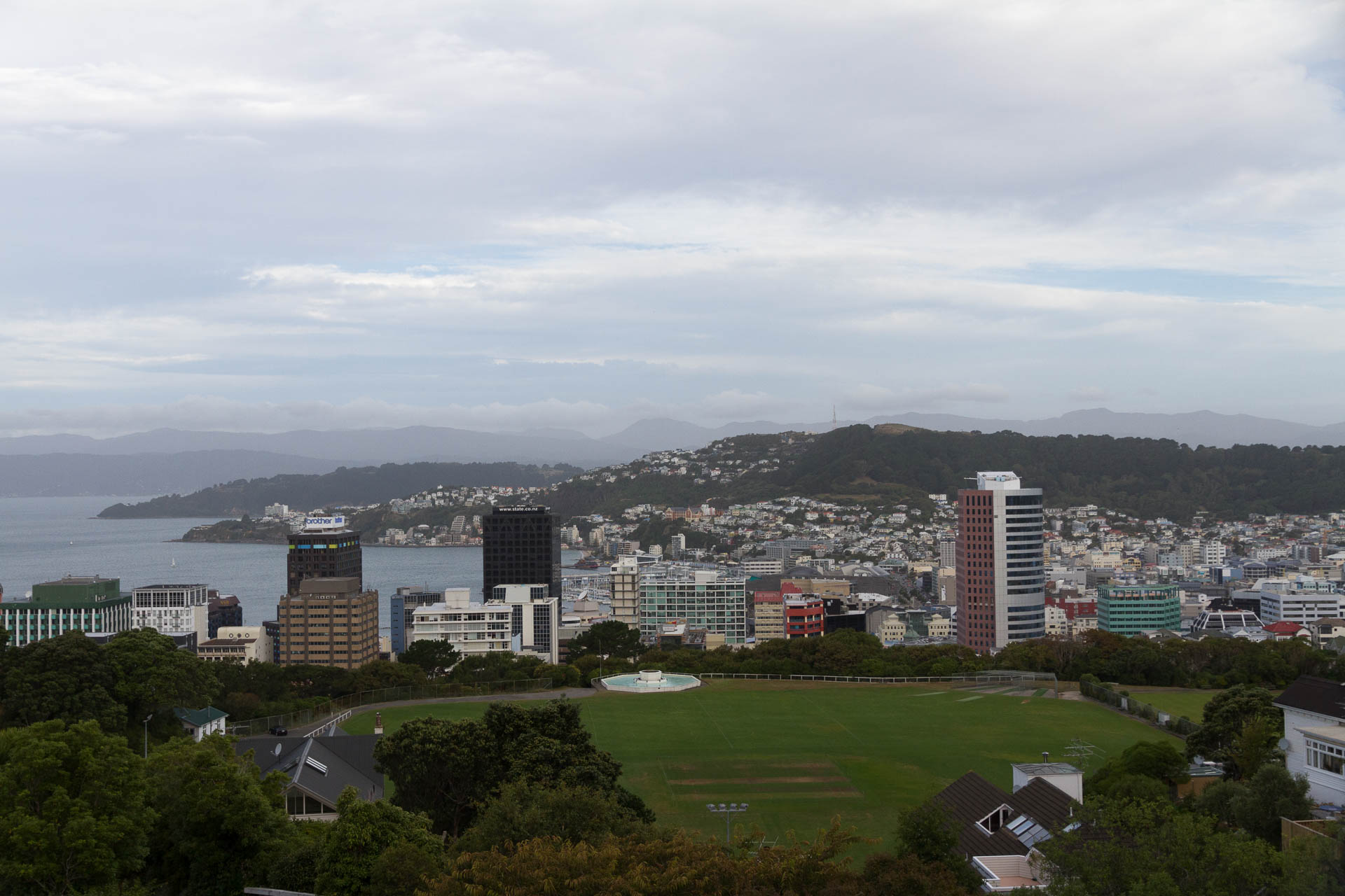 Überblick über Wellington