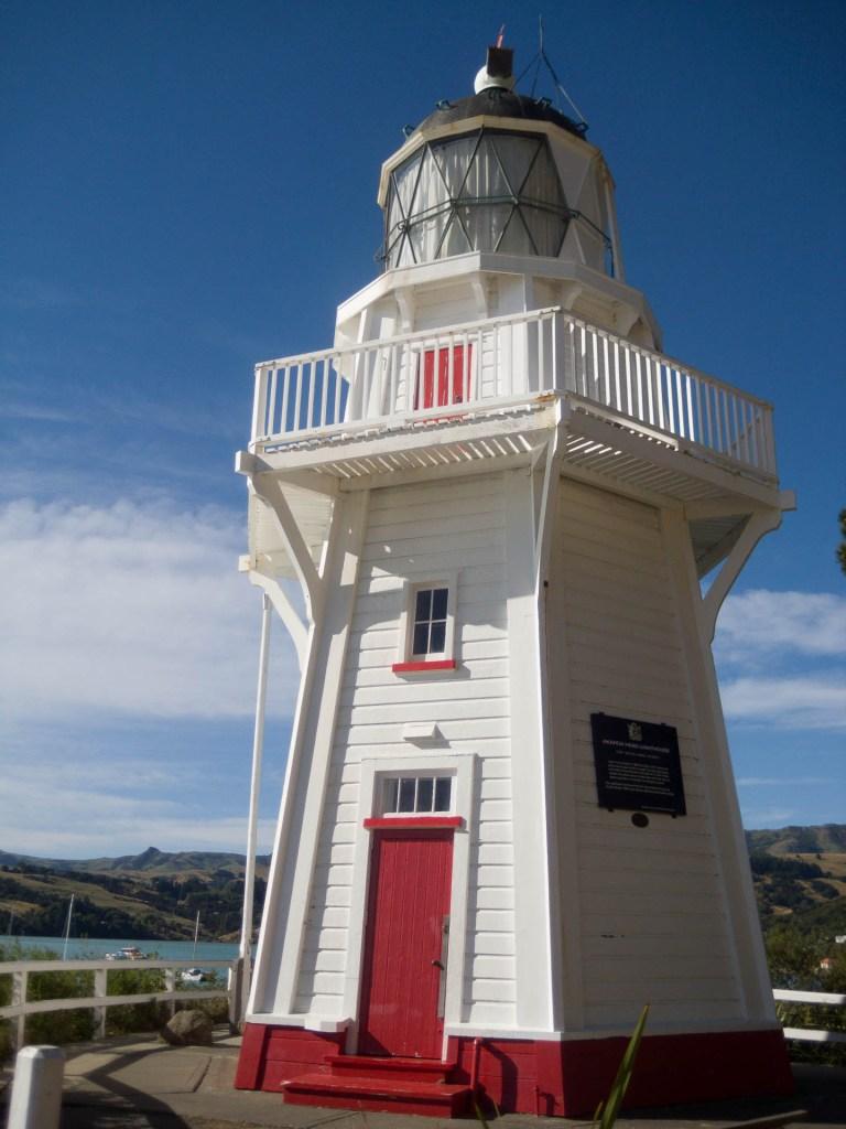 Akaroa Lighthouse