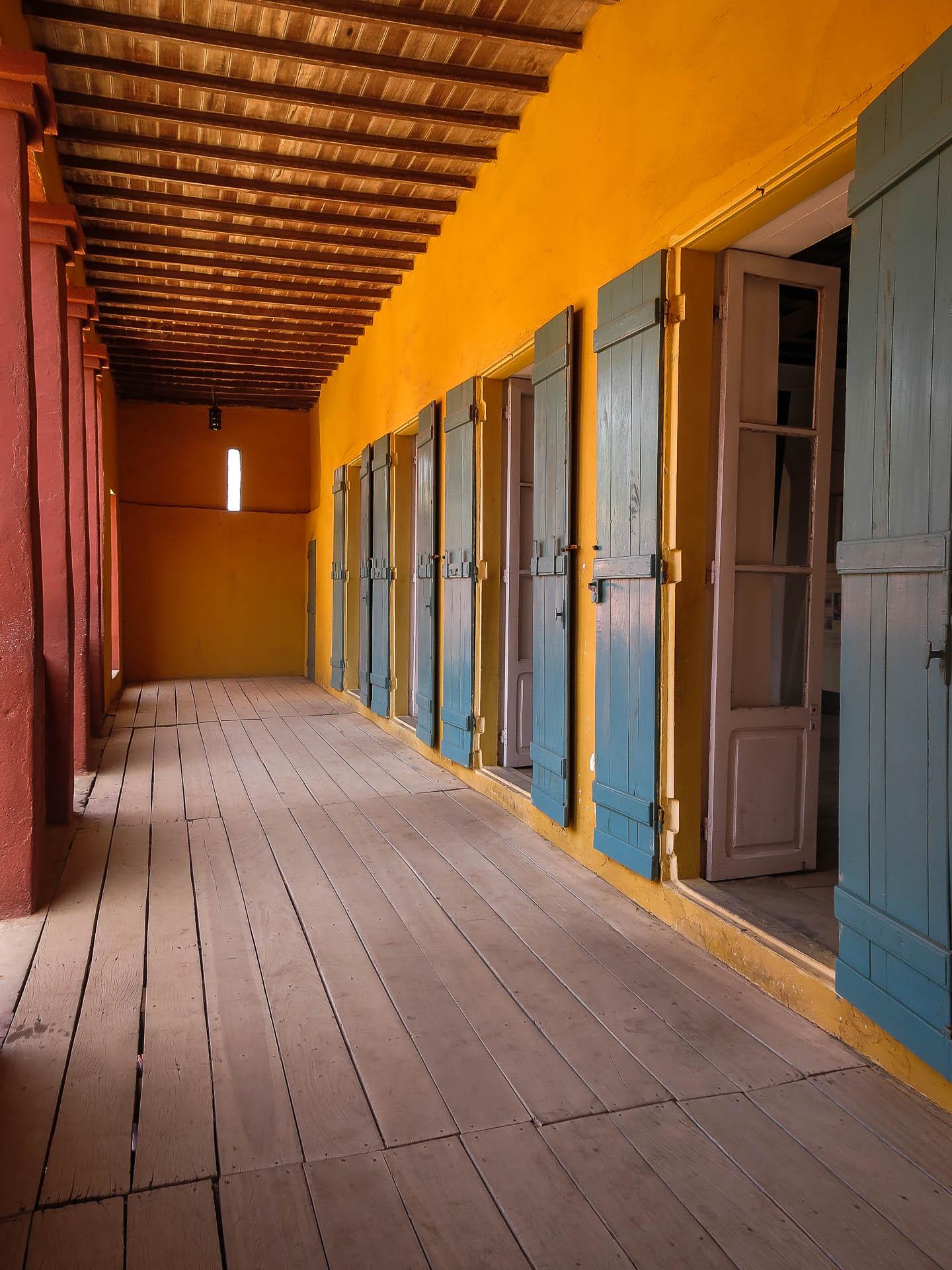 Galerie im Haus der Sklaven