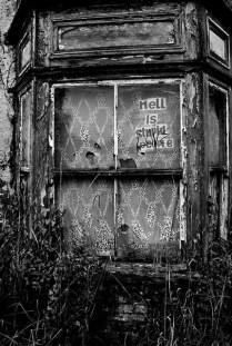 Roy Lambeth - Hell is Stupid (Les Fredericks, Prints - SOM)