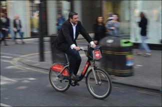 London Commuter - Harry Borgerson