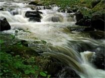 Tony Rackham - Gwaun Waterfall (Landscape - PDI, SOM)