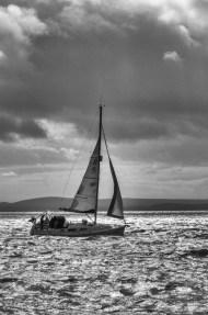 Jillian Koernich_Boat on sunlit water
