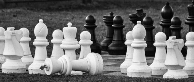 Jillian Koernich_Giant chess game