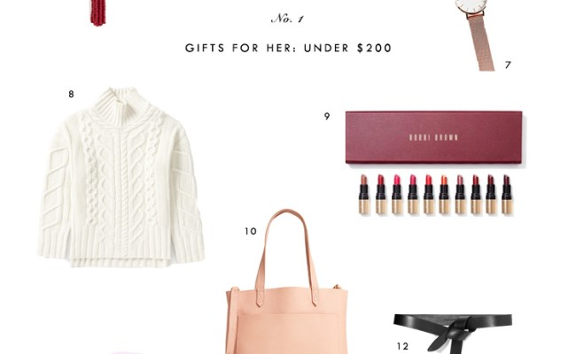 Gift Guide Gifts For Her Under 200 The View From 5 Ft 2