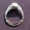 How to put on a ring size adjuster quot sizes small to large