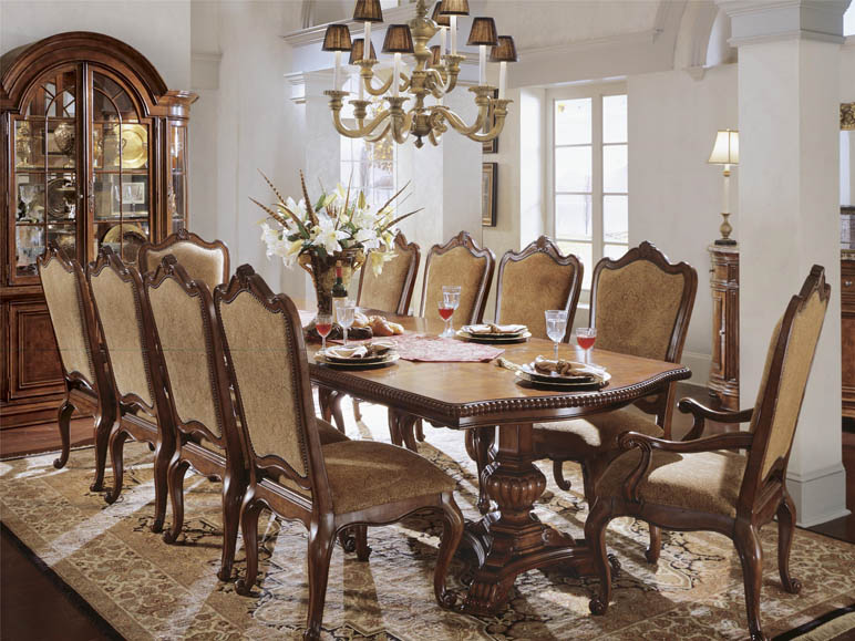 side chairs with arms for living room christmas decorating ideas in universal furniture villa cortina dining