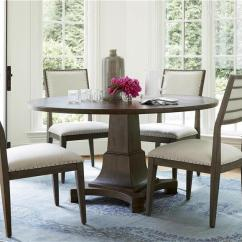 Kitchen Table Round Farmhouse Lighting Universal Furniture Dining Tables