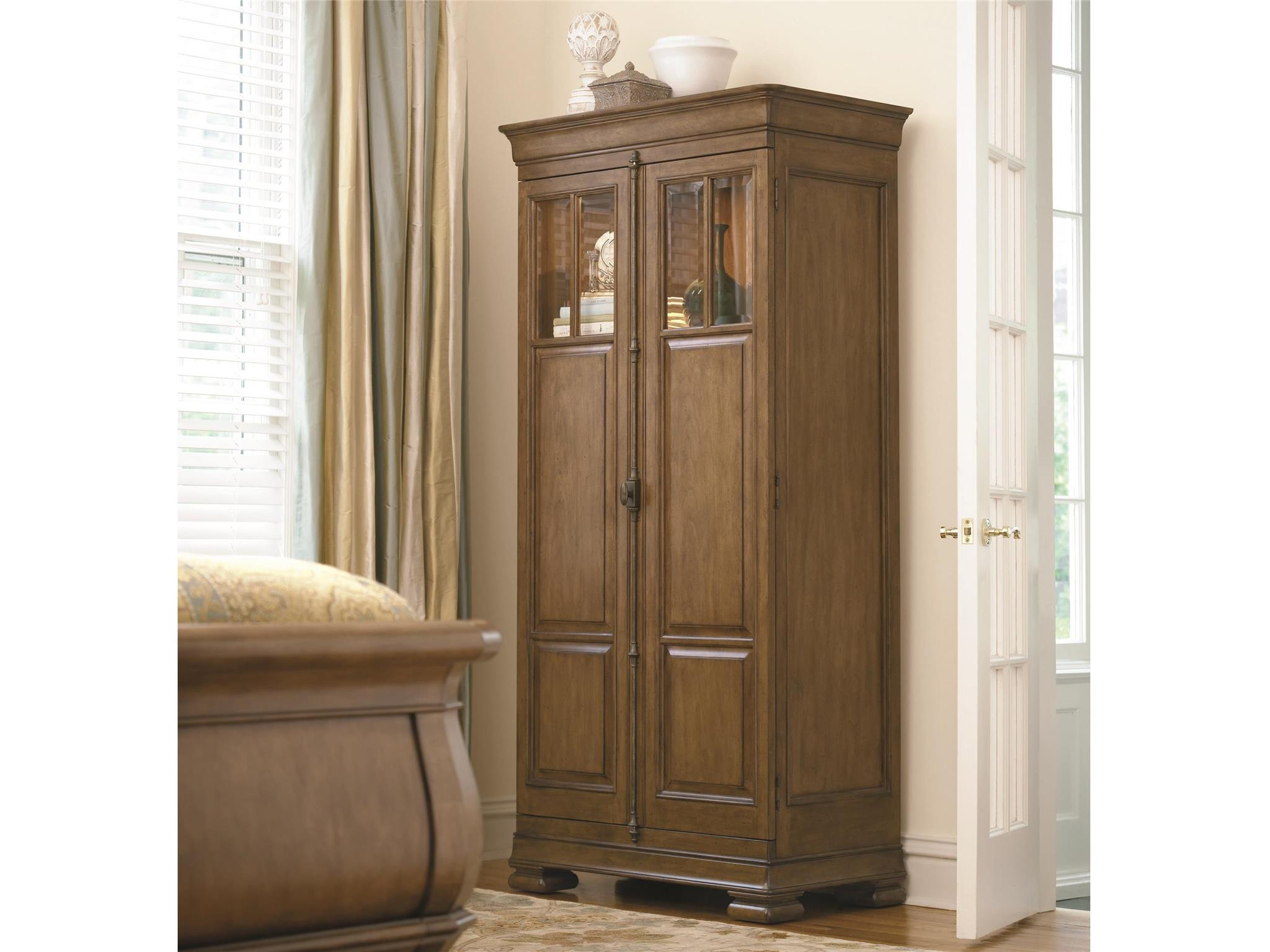 Universal Furniture New Lou Tall Cabinet