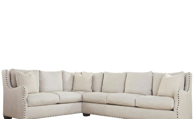 Curated Connor Sectional Right Arm Sofa Left Arm Corner
