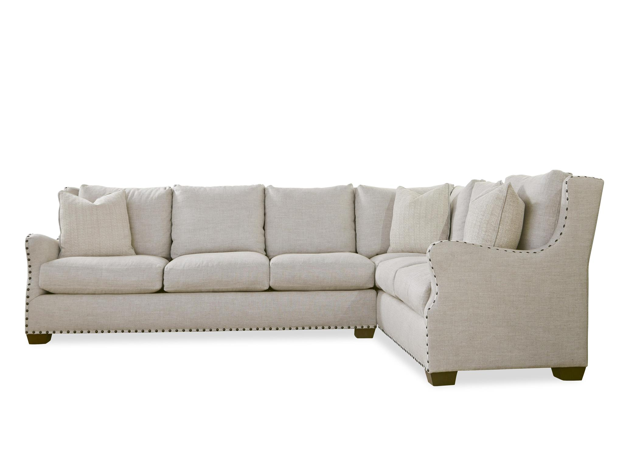 left arm sofa sectional rattan corner set covers universal furniture curated connor