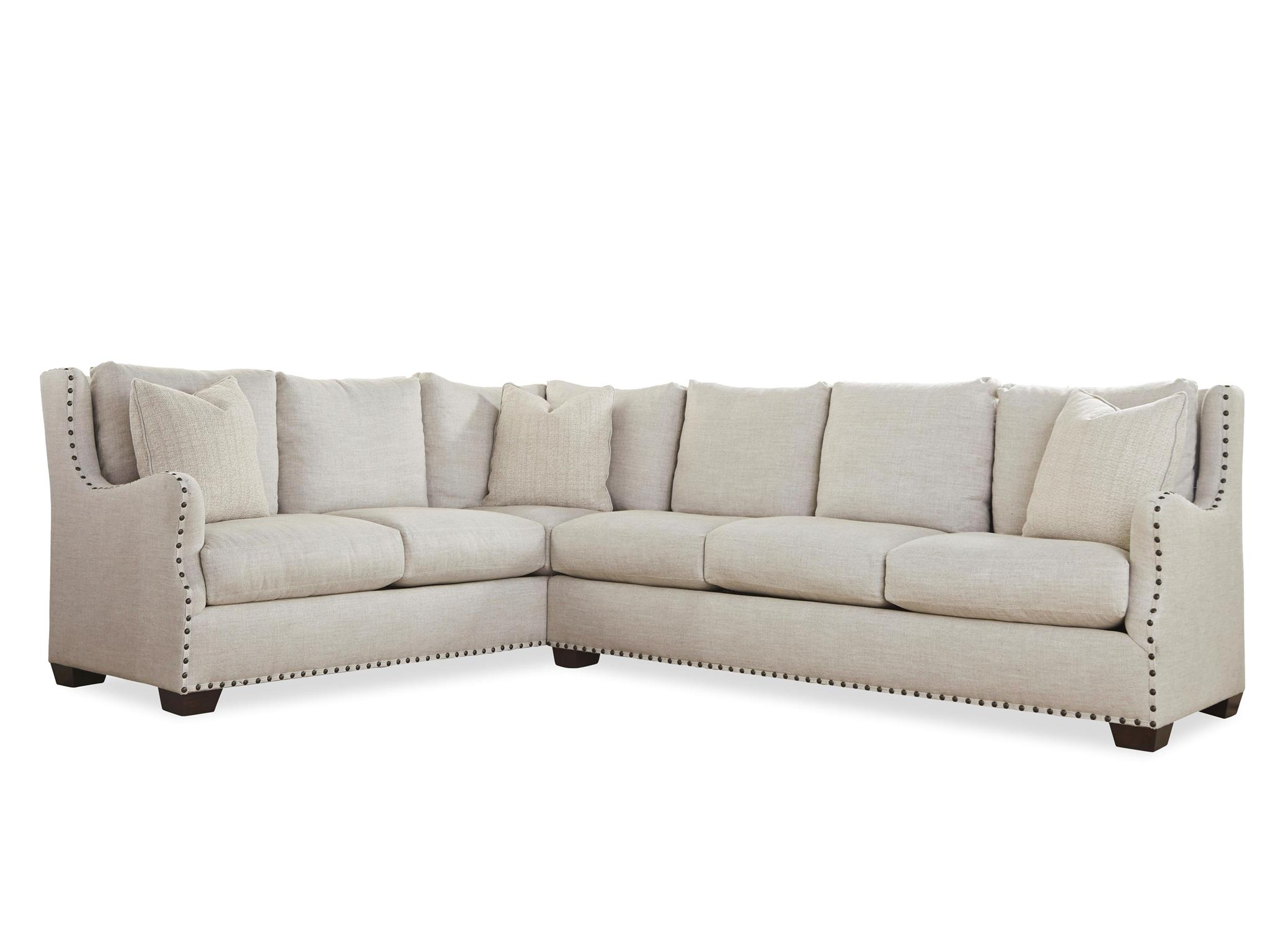 left arm sofa sectional leather sofas metrocentre universal furniture curated connor right