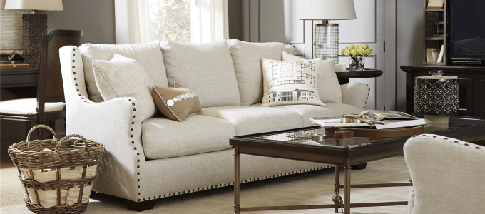 Universal Furniture Sojourn Connor Sofa