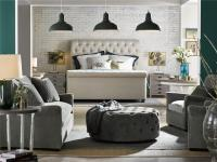 Universal Furniture | California | The Boho Chic Bed (Queen)