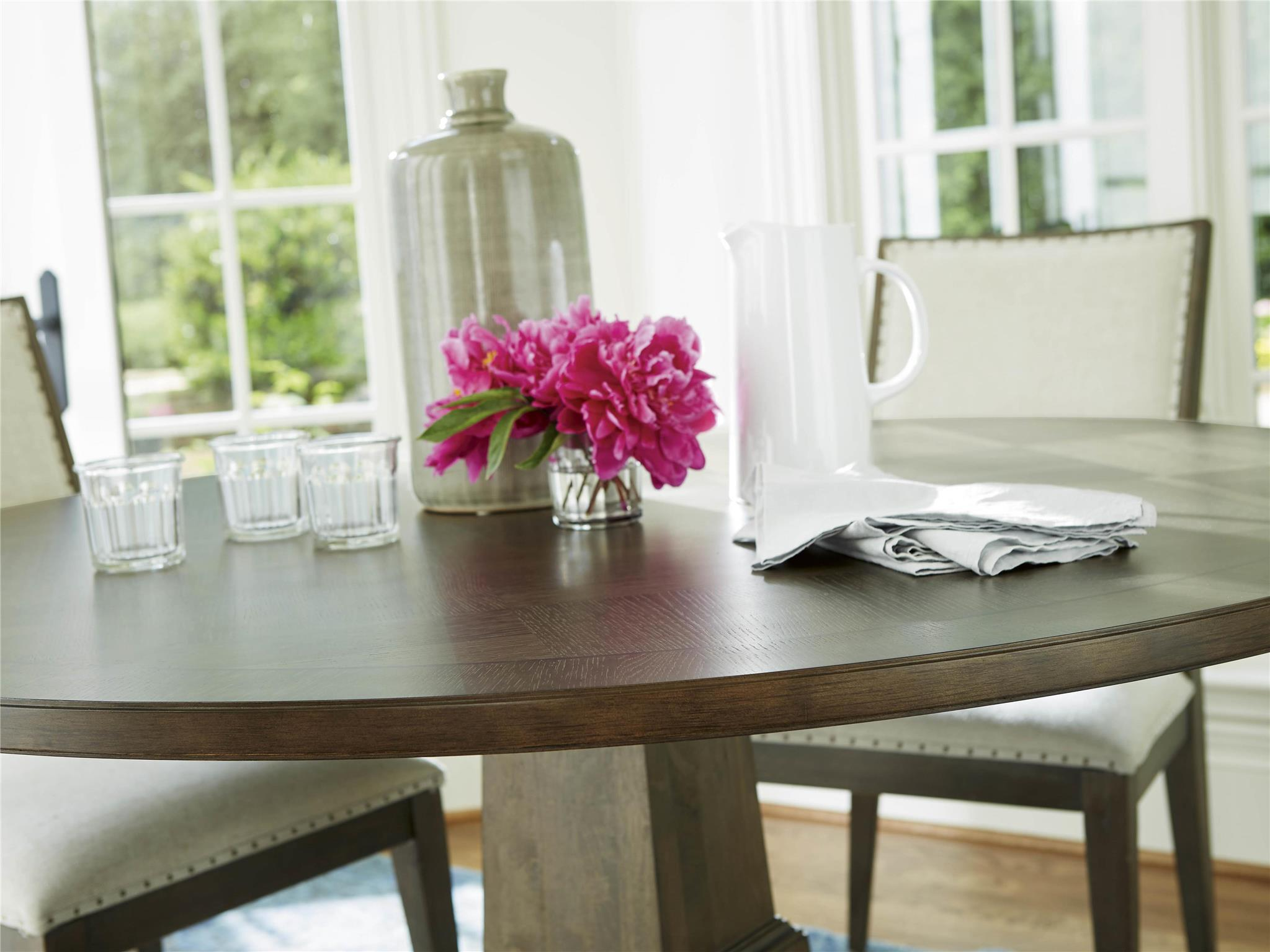 Universal Furniture  Playlist  Round Dining Table