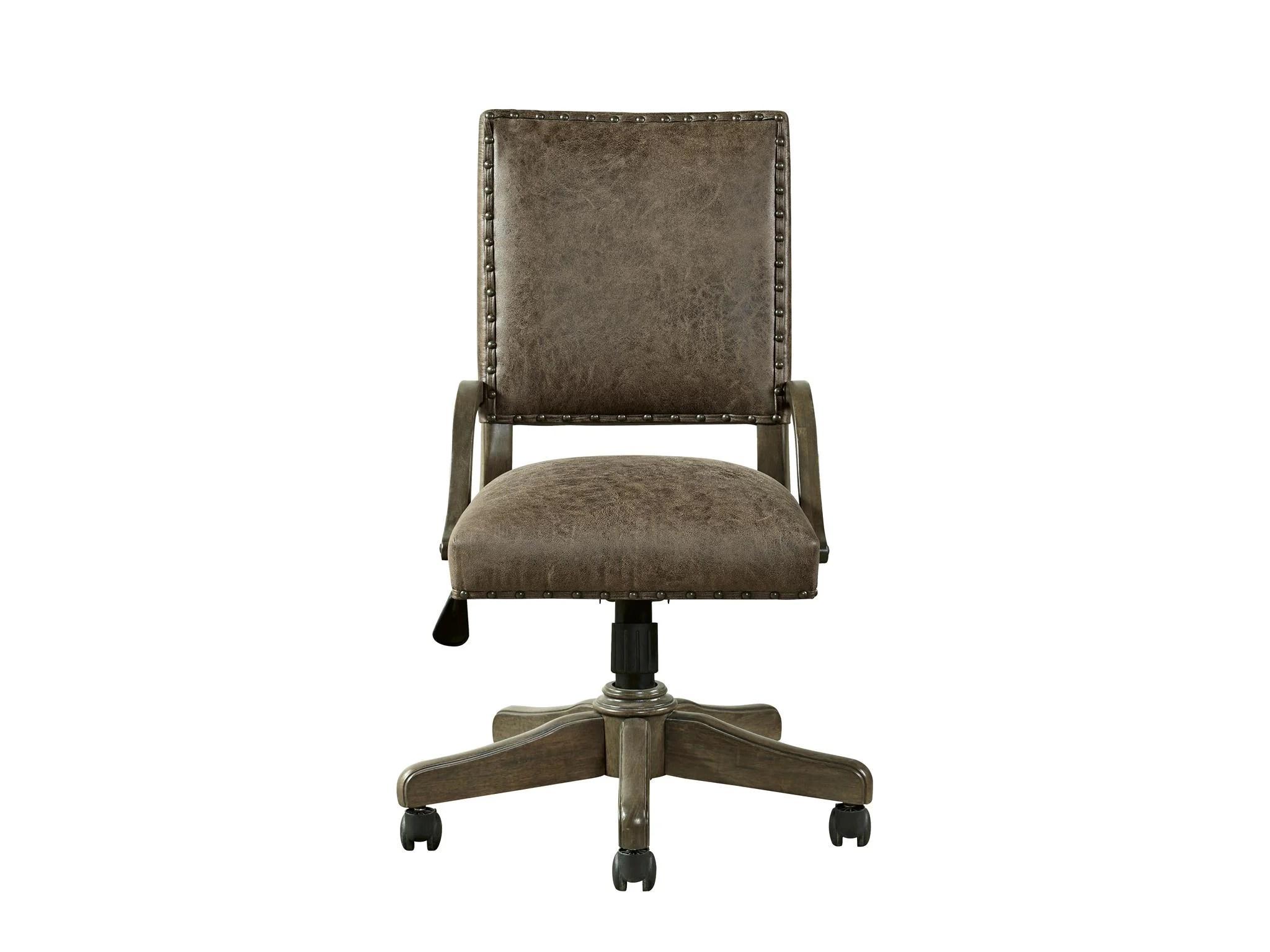desk chair youtube home goods chairs smartstuff furniture varsity swivel