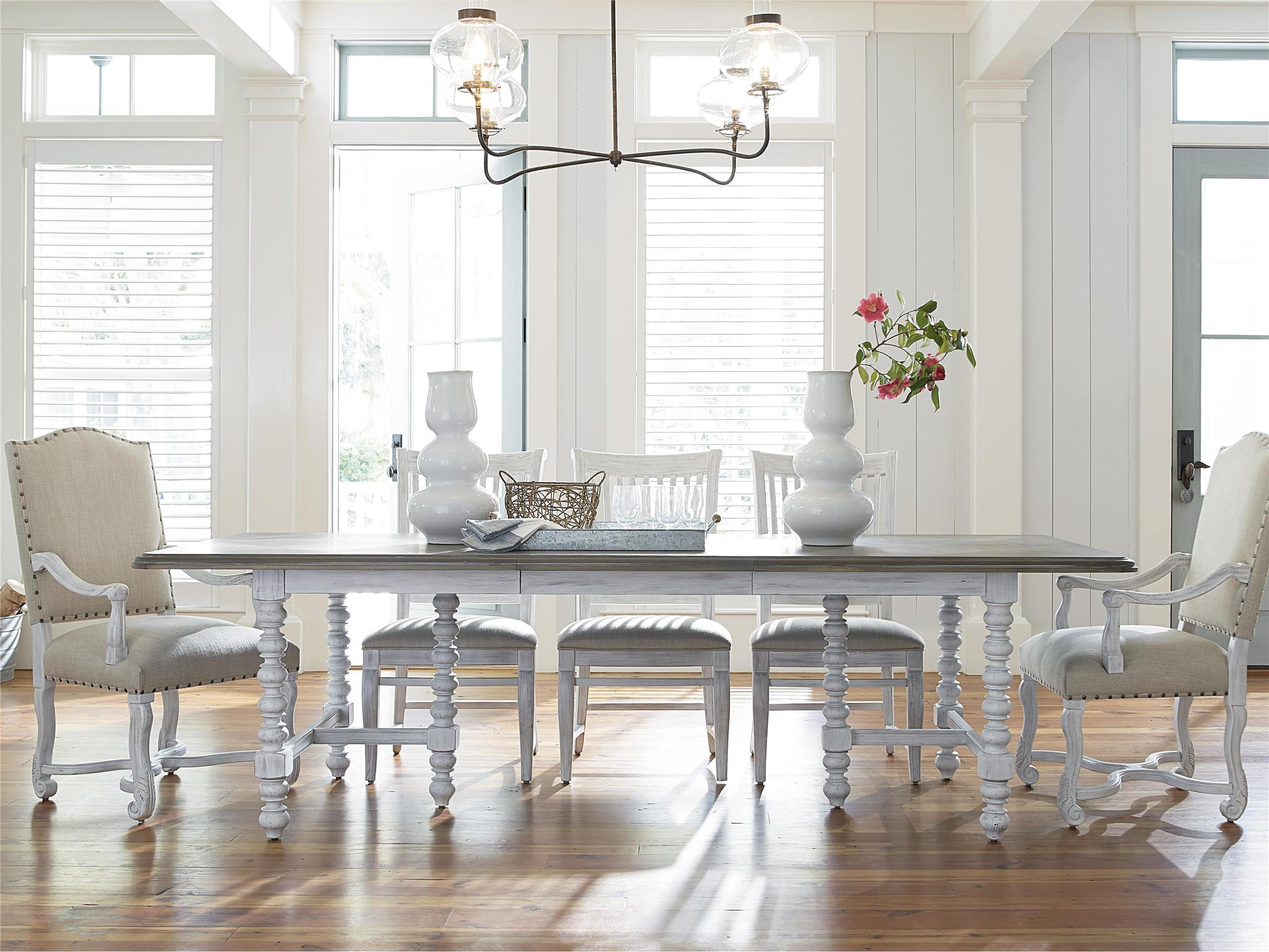 paula deen table and chairs cane swivel chair cushions universal furniture dogwood home dinner loading zoom