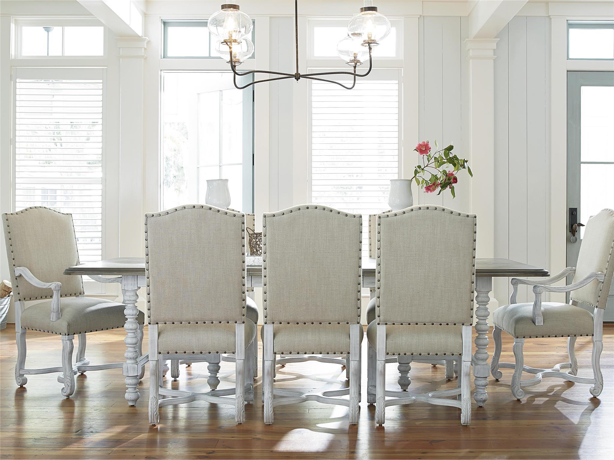 paula deen dogwood dining chairs swing chair size universal furniture home