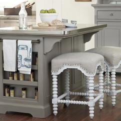 Kitchen Island With Seating For 2 Aid Mixers Universal Furniture | Dogwood-paula Deen Home The ...