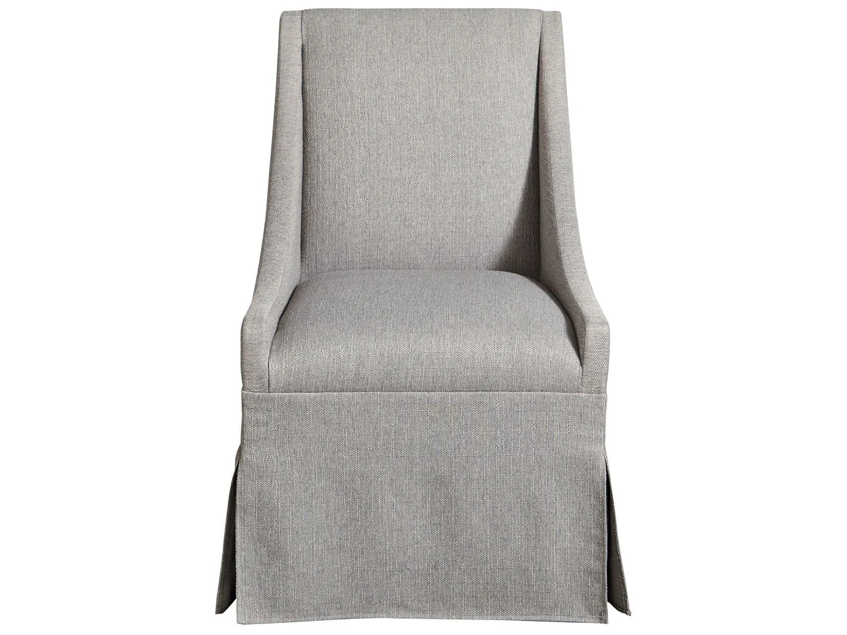 Modern Townsend Castered Dining Chair Universal Furniture