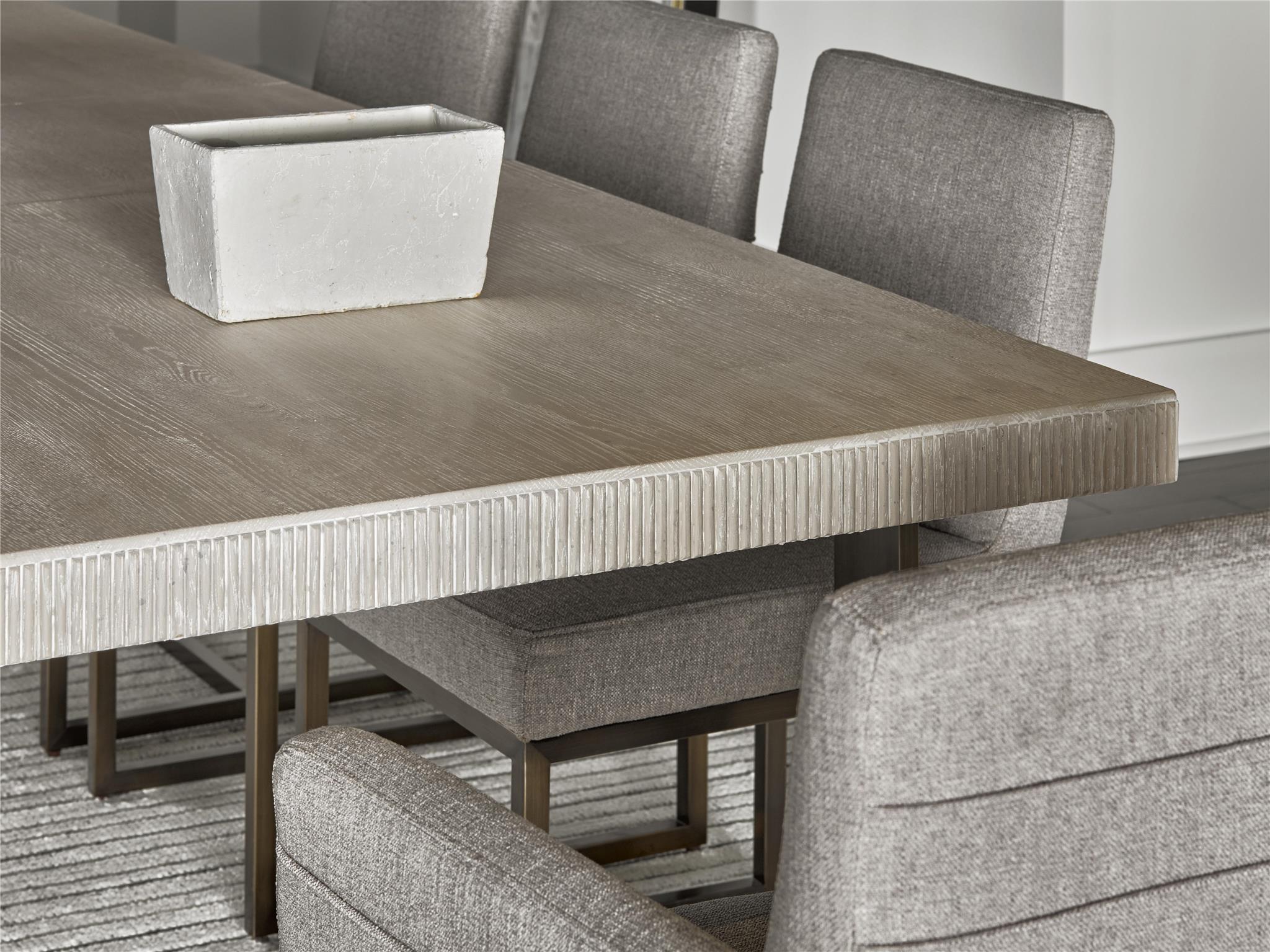 Modern Robards Rectangular Dining Table Universal Furniture
