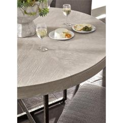 Paula Deen Table And Chairs White Plastic Patio Universal Furniture | Modern Robards Round Dining