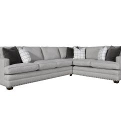Left Arm Sofa Sectional Round For Bay Window Universal Furniture Curated Riley