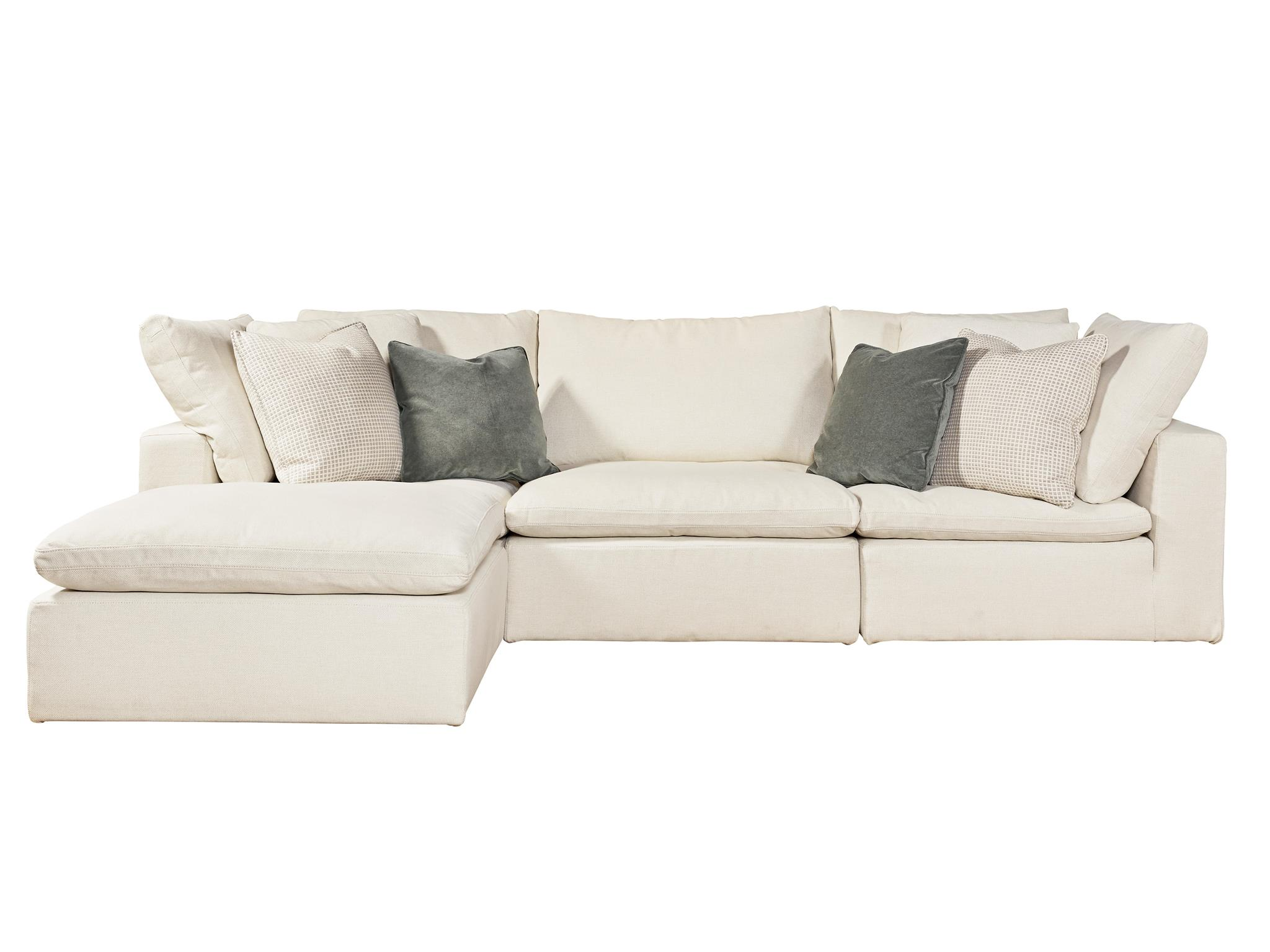 palmer sofa cheap office sofas uk universal furniture curated sectional 4 piece