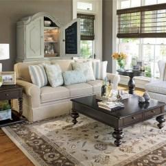 Dean Reclining Sofa Simmons Upholstery Universal Furniture Paula Deen Home Put Your Feet Up Table