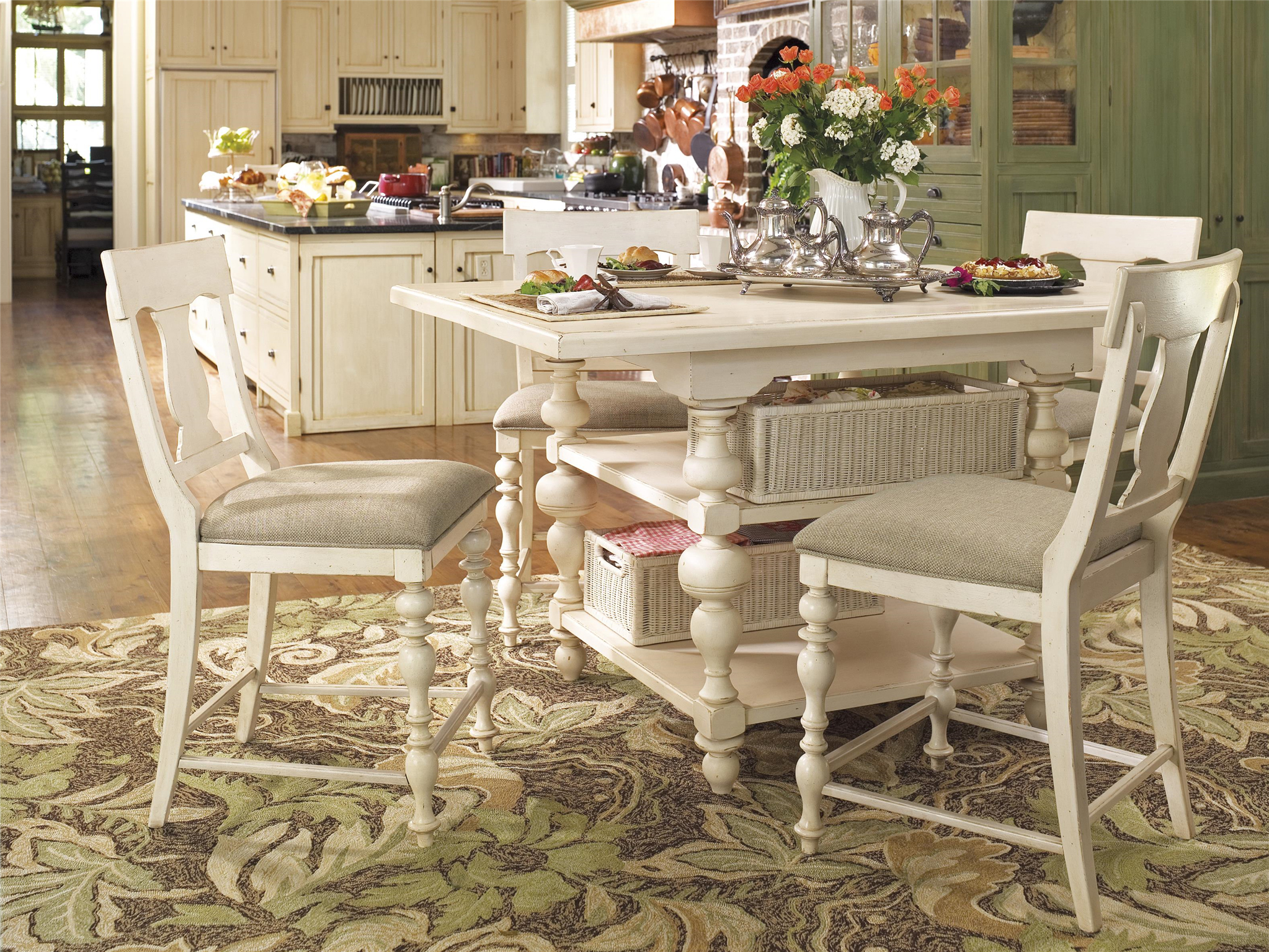 paula deen table and chairs bulk chair covers canada universal furniture home counter height loading zoom