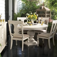Paula Deen Table And Chairs Best Sex Chair Universal Furniture Home Round Pedestal