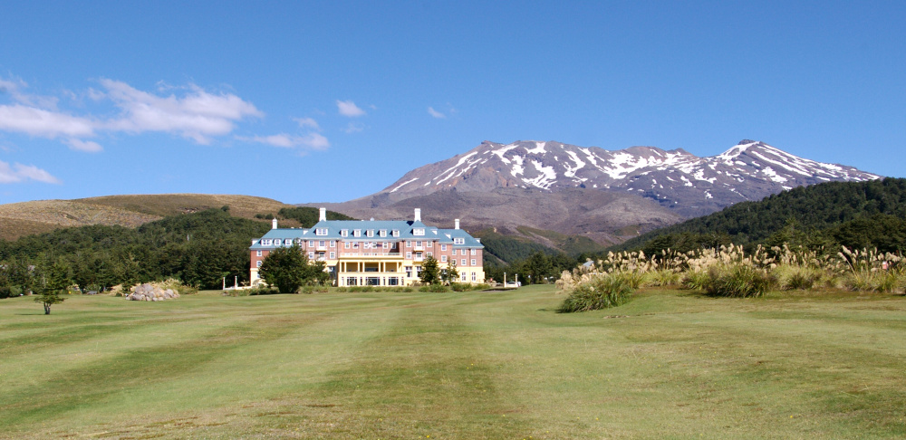 Image result for Tongariro Chateaux  Mt Ruapehu