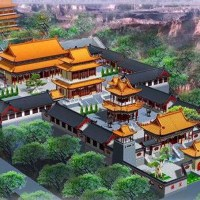 A Brief Introduction to Chinese Buddhist Temples