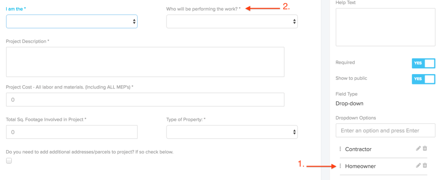 Showing Specific Steps in Conditional Workflows - ViewPoint Cloud