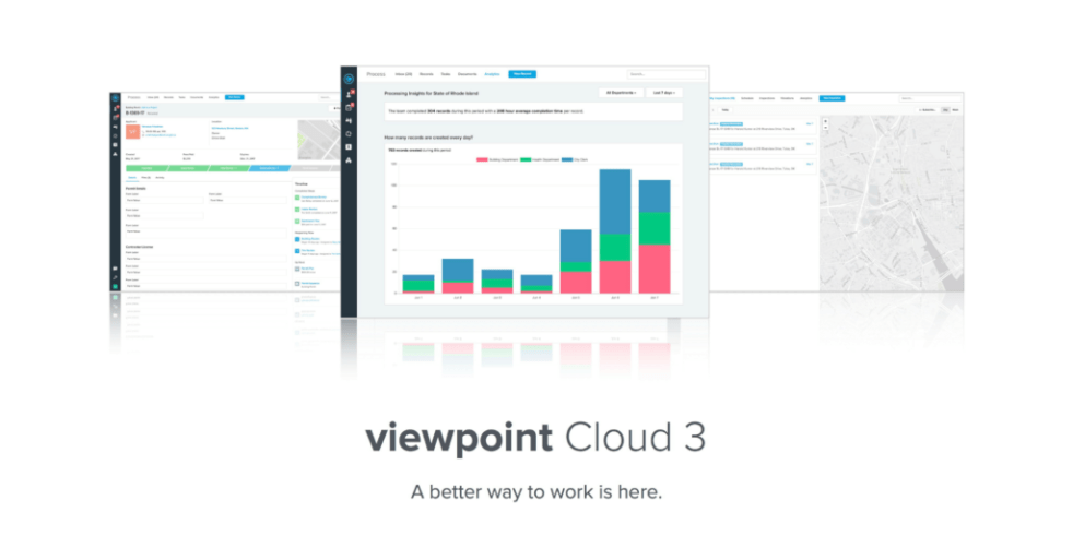 ViewPoint Cloud3 ePermitting Teaser