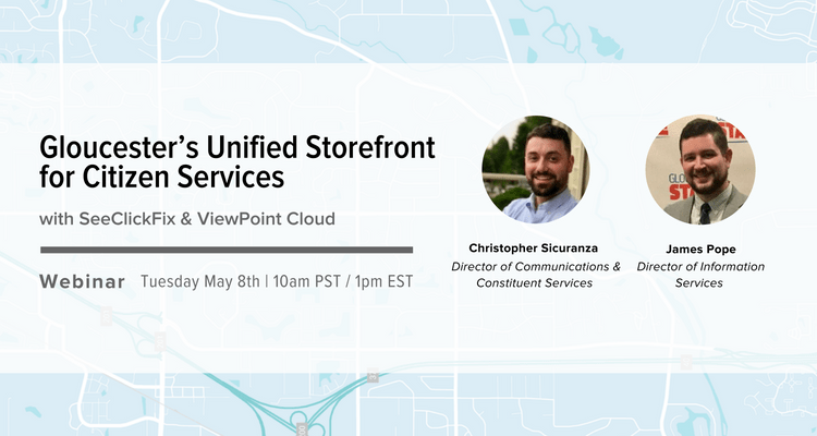 Gloucester's Unified Storefront for Citizen Services [Webinar Recording]
