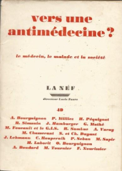 foucault medicine