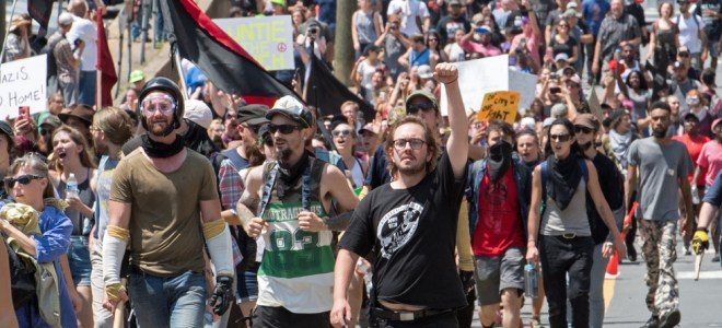Defending Charlottesville: A Report from the Ground