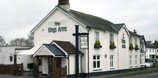 Kings Arms at Longham