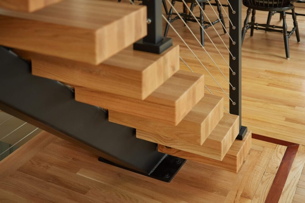 What Are Thick Stair Treads Viewrail | Stair Treads For Hardwood Stairs | Curved Staircase | Stair Nosing | Carpet Stair | Risers | Non Slip