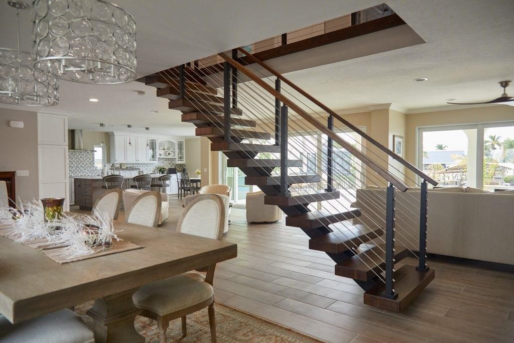 Prefabricated Stairs Mechanical Or Welded Viewrail | Pre Built Wooden Steps | Oak | Exterior | Pre Built | Box | Prefabricated