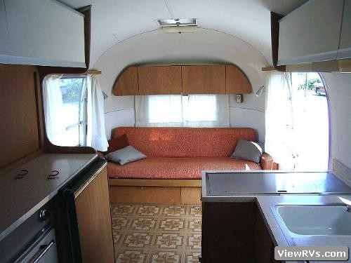Freds Airstream Archives  ViewRVscom  1966 Airstream