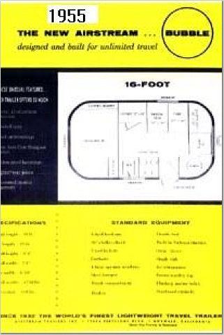 Airstream Trailer Floorplans Land Yacht Floorplan